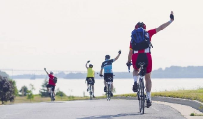 Explore the Rideau on Two Wheels